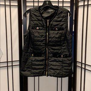 Ellen Tracy puff vest